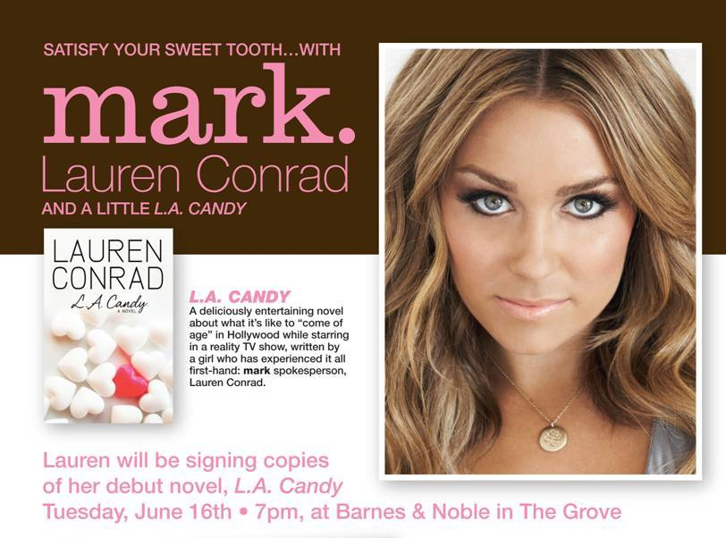 lauren conrad nails. Meet Lauren Conrad